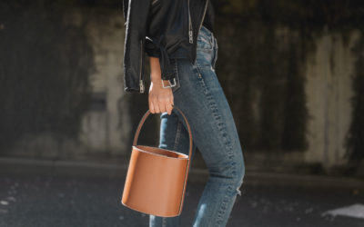 Styling Staud Bisset Bag- 1 Piece 3 Ways