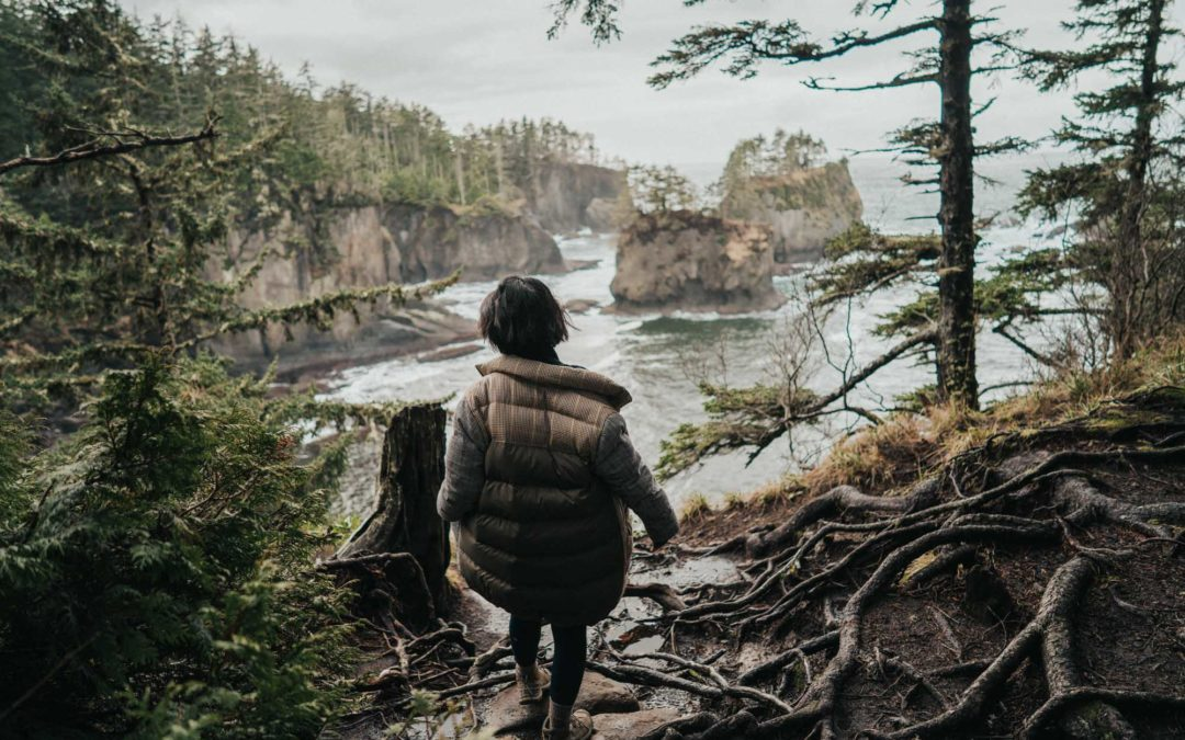 Cape Flattery – Relaxing Birthday Weekend Trip 2020
