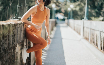 Girlfriend Collective Compressive Bra and Legging Review – Style & Senses