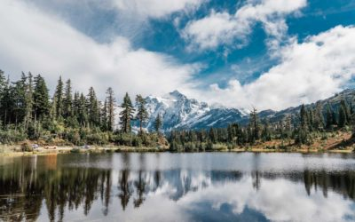 Picture Lake, Bagley Lakes Trail, and Artist Point Trail – Hike Washington