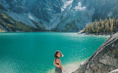 Colchuck Lake – Hike Washington