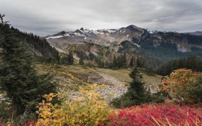 Chain Lakes Loop – Artist Point, Mt. Baker – Hike Washington