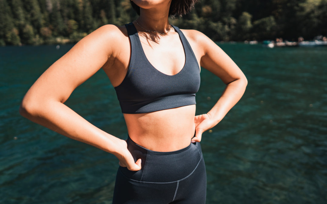 Girlfriend Collective FLOAT Bra and Legging Review – Style & Senses