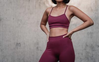 Organic Basics SilverTech™ Active Sports Bra & Leggings Review